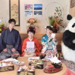 竹内涼真パンダが可愛すぎる!お正月の富士フイルムCMで樹木希林とハート?広瀬すず着物姿素敵!